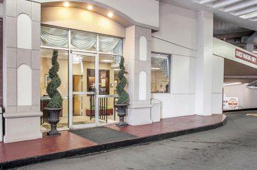 Exterior Comfort Inn