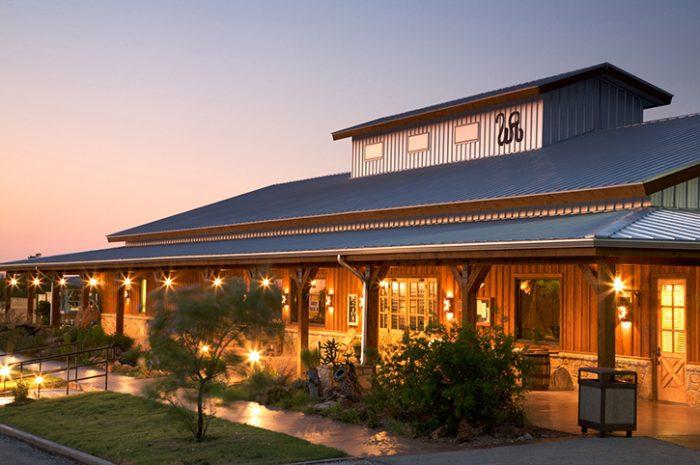 Exterior Wildcatter Ranch