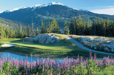 Fairmont Chateau Whistler Golf Course