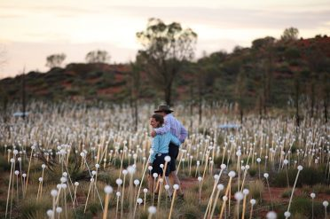 Field of Light, Ayers Rock