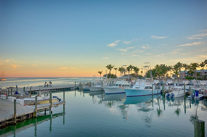 Fishing Boats in Florida Keys