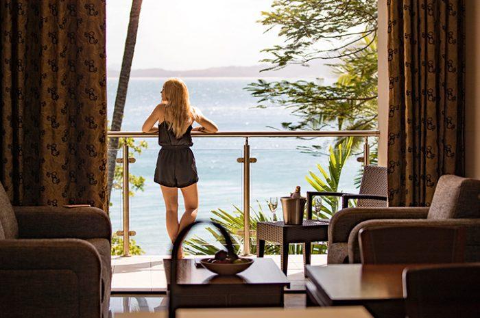 Fitzroy Island Suite Balcony