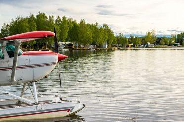Float Plane, Alaska