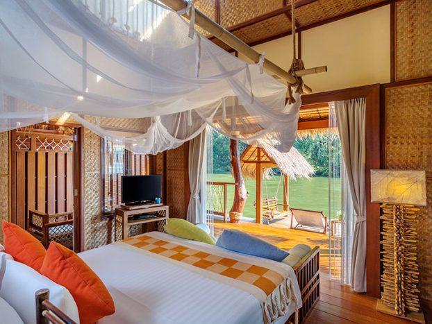 Floating Villa Double Room