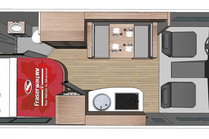 C-Medium Floor Plan Day