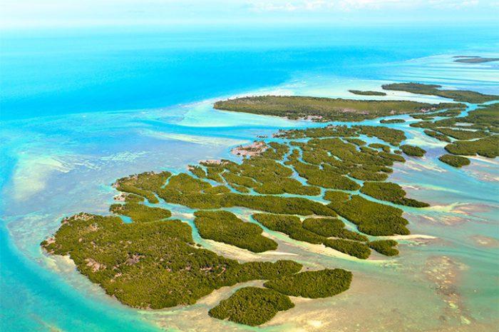 Florida Keys Aerial