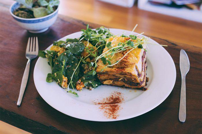 Food at Byron Bay