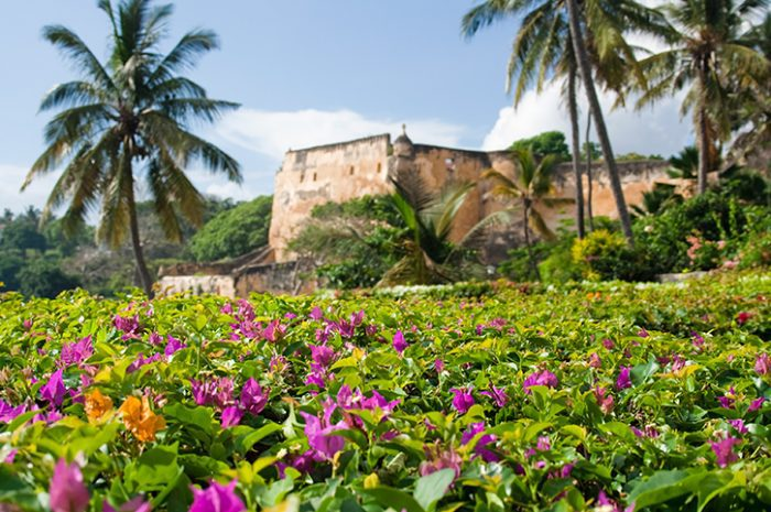 Fort in Mombasa