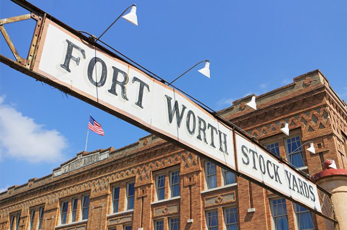 Forth Worth Stockyards, Texas