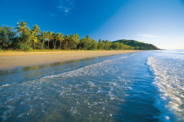 Four Mile Beach, Port Douglas, North Queensland, Australia