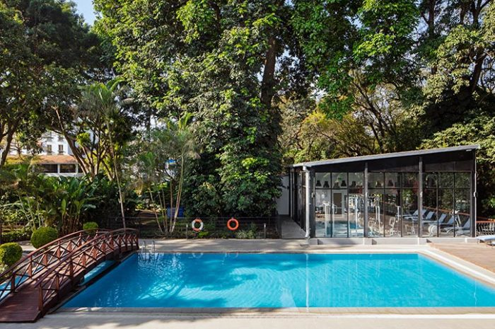 Four Points By Sheraton Arusha Outdoor Pool And Gym