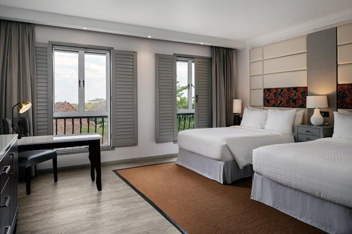 Four Points By Sheraton Traditional Twin
