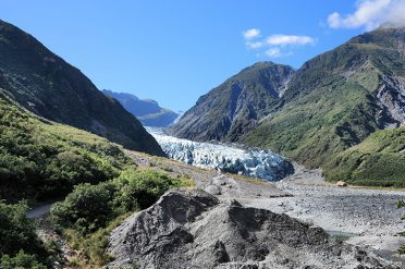 Fox Glacier Views