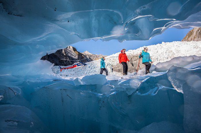 Heli hike, Franz Josef Glacier