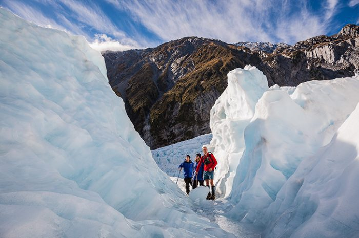 Franz Josef Hike Group