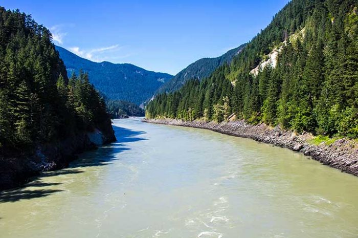 Fraser Canyon Canada