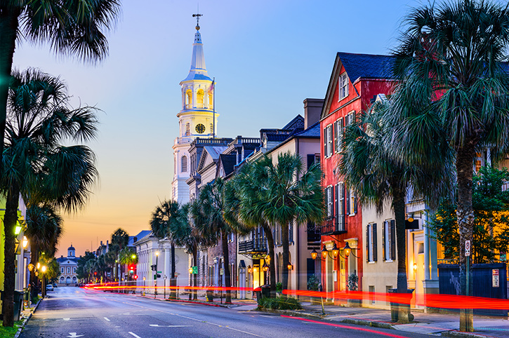French Quarter, Charleston