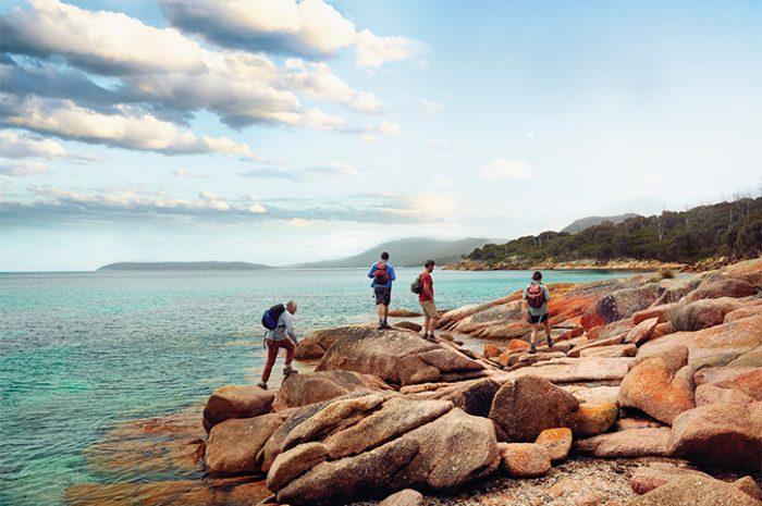 Freycinet Experience Walk, Tasmania