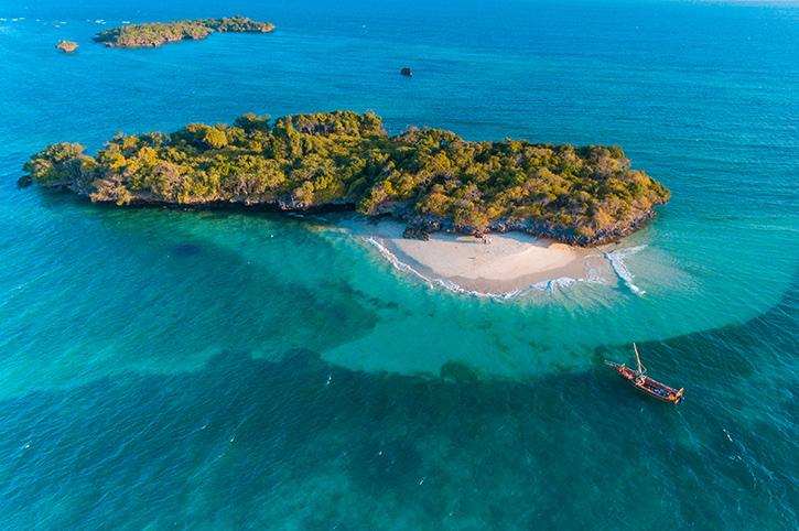 Fumba Island, Zanzibar Archipalego