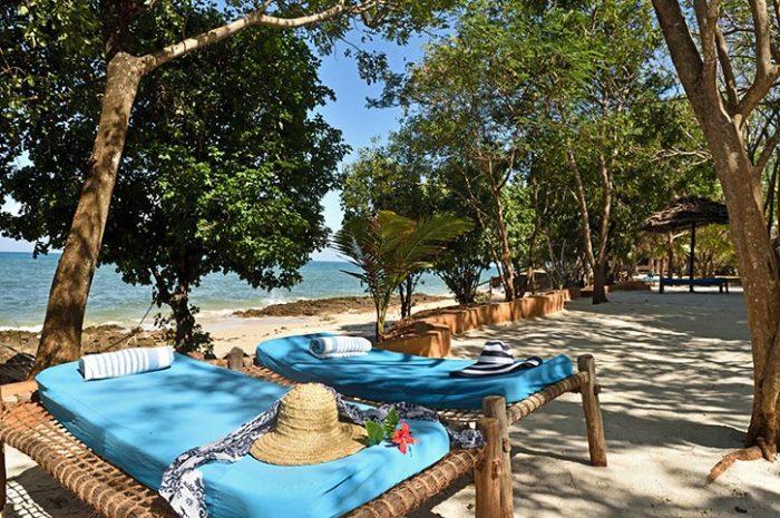 Fumba Beach Lodge Beach Side Loungers