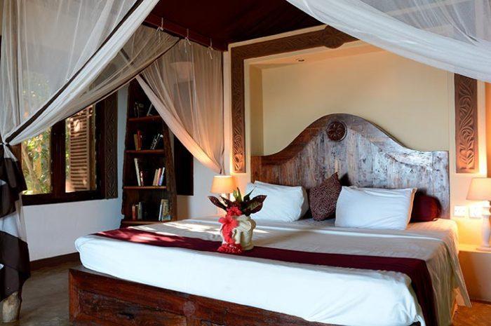 Fumba Beach Lodge Room Interior
