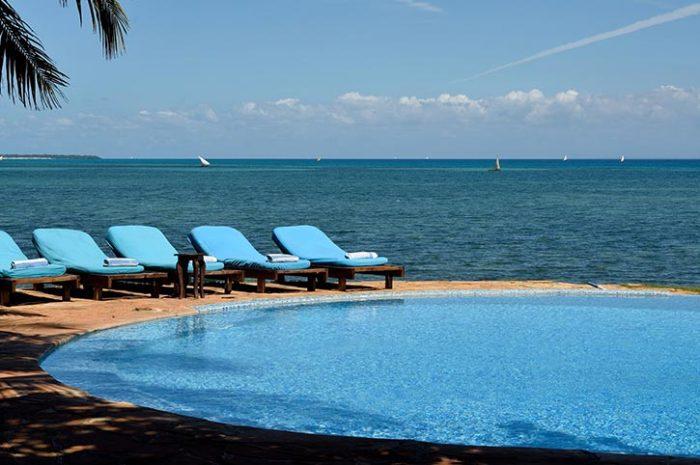 Fumba Beach Lodge Swimming Pool