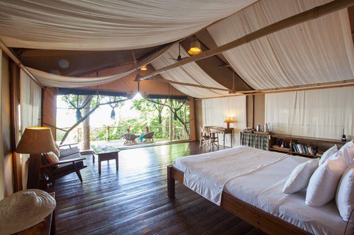 Fundu Lagoon Room Interior