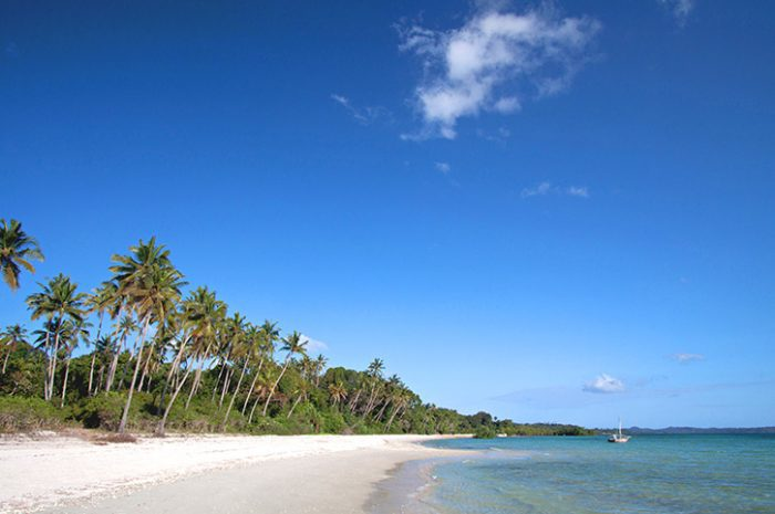 Fundu Lagoon Secluded Beach