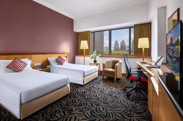 Furama Riverfront Hotel Superior Twin Room