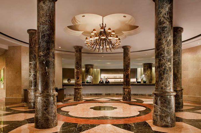 Furama Riverfront Lobby