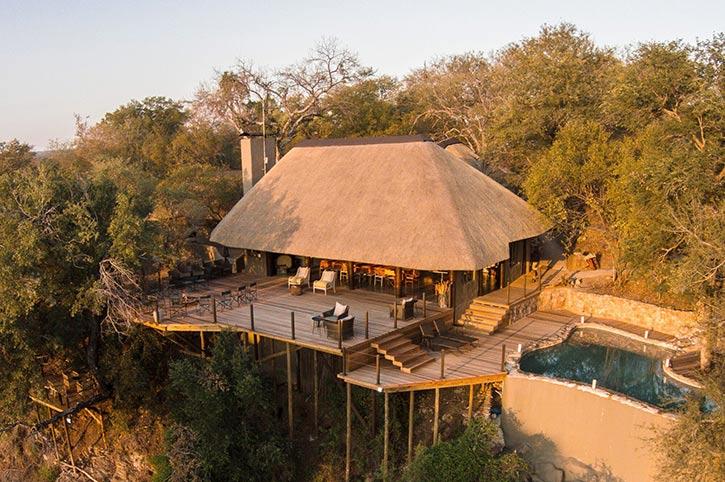 Garonga Safari Camp, Makalali Game Reserve