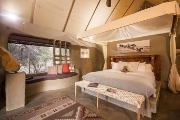 Garonga Safari Camp Luxury Tent