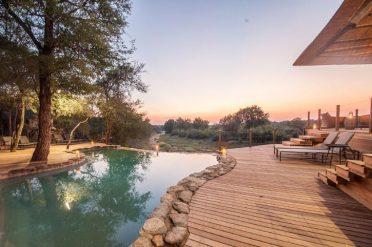 Swimming pool, Garonga Safari Camp