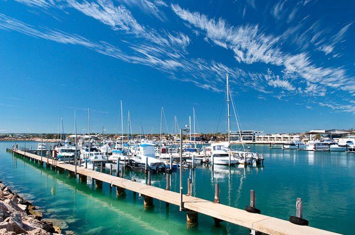 Geraldton Marina, Western Australia