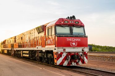The Ghan, Train, Australia