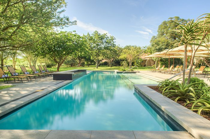 Ghost Mountain Inn Pool And Gardens