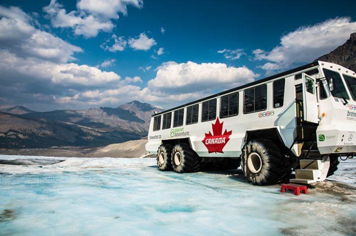 Glacier Adventure, Canada