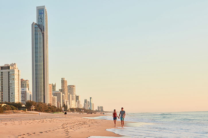 Gold Coast, South Queensland