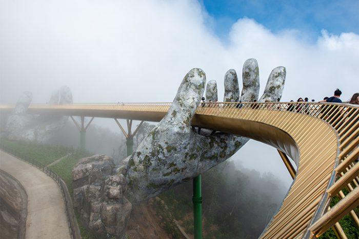 Golden Bridge, Ba Na Hills