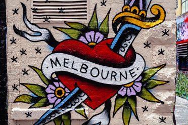 Graffiti, Melbourne, Victoria