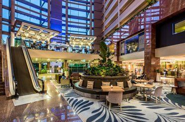 Grand Millenium Hotel Lobby