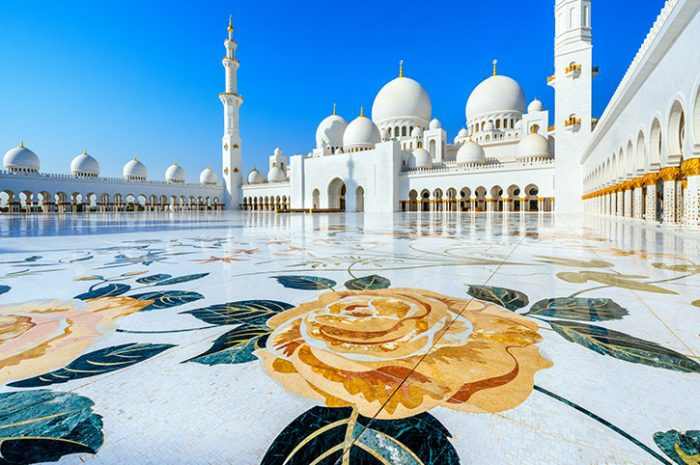 Grand Mosque, Abu Dhabi