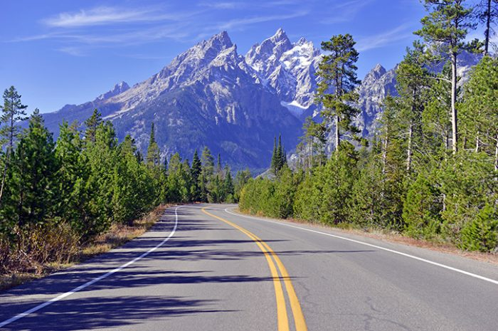 Grand Teton & Teton Range, USA