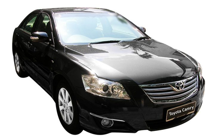 Group G Toyota Camry