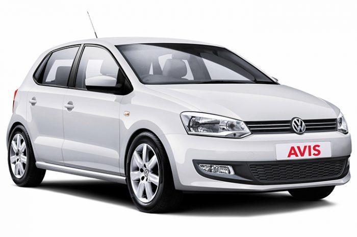 Namibia Car Hire Compact VW Polo Manual