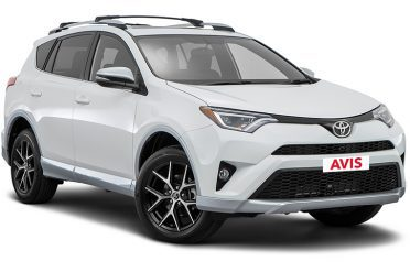 South Africa Car Hire 2WD Utility Toyota Rav Manual