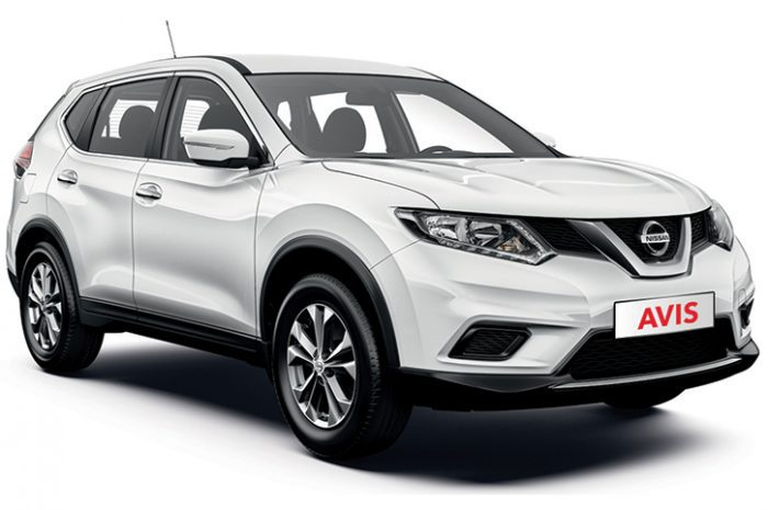 South Africa Car Hire 4WD Nissan XTrail Automatic