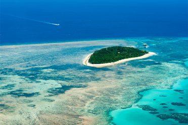 Grreen Island Aerial