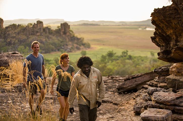 Guided Tours in Kakadu