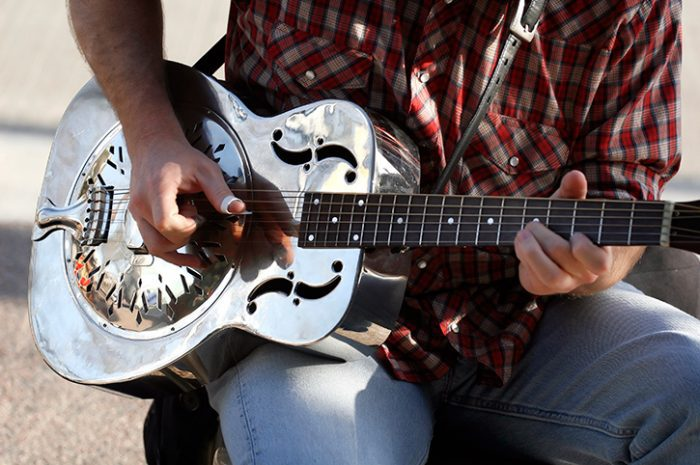 Guitar Player, Memphis